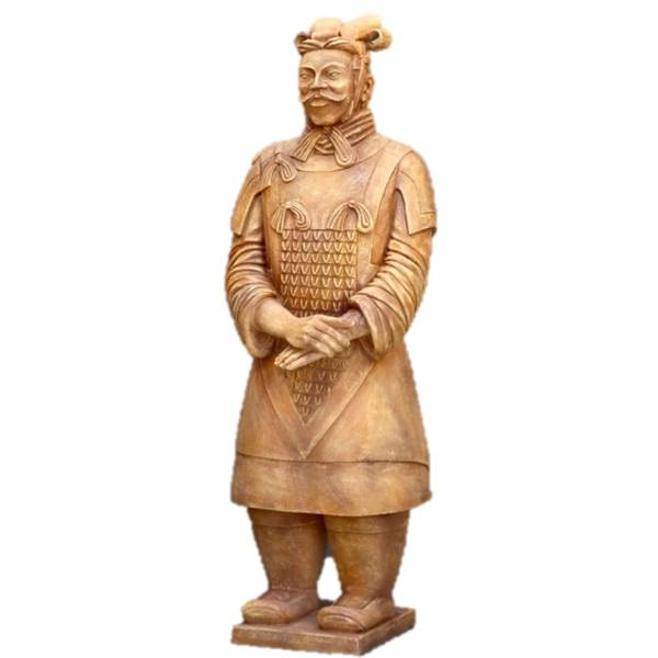 Realistic Models Sculpture Life Sized Model Life Size Replica statue cars Replica Models Dinosaurs life size figurines Albashed Alba shed Terracotta Warrior-Lifesize-Realistic-Model